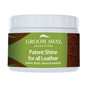Groom Away Patent Shine For All Leather