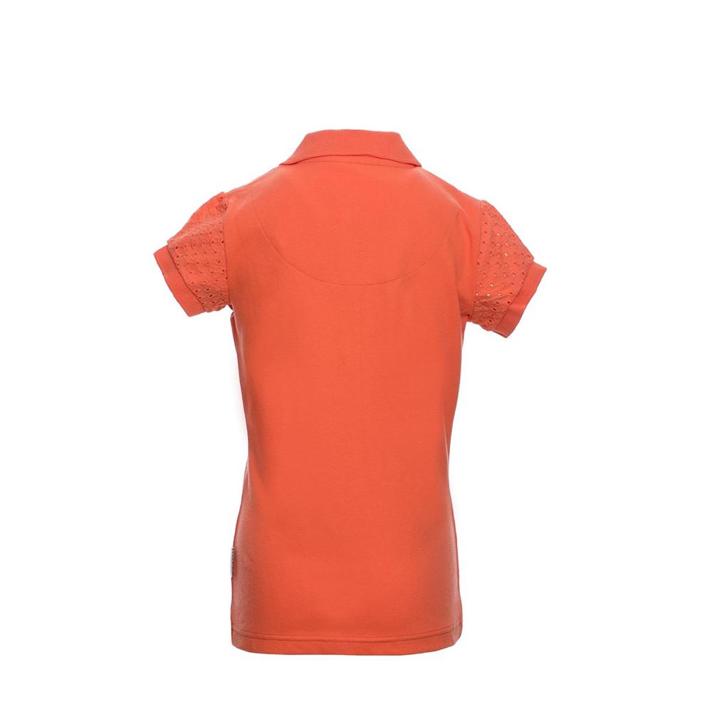 Horseware Kids Collection Girls Pique Polo