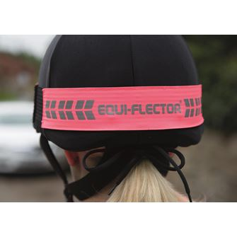 Shires EQUI-FLECTOR Hat Band