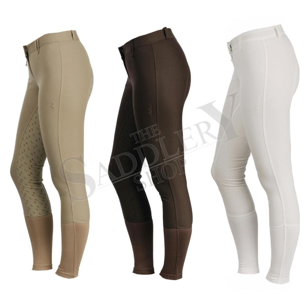Horseware AA Summer Silicon Breeches - AA Platinum Collection