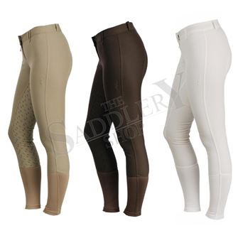 Horseware AA Platinum Collection Ladies Summer Silicon Breeches *Special Offer*