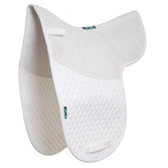 Griffin Nuumed Original HiWither Anti Slip Dressage Numnah - Mesh on Mesh