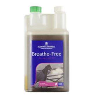 Dodson & Horrell Breathe-Free Liquid 1 Ltr
