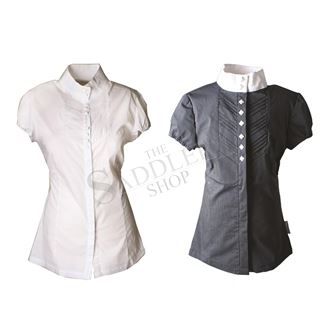 Horseware Ladies Competition Shirt Short Sleeve