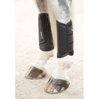 Shires ARMA Air Motion Cross Country Boots - Hind