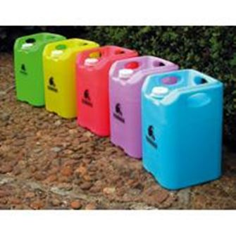 Warhorse Large Square Water Carrier 30 ltr