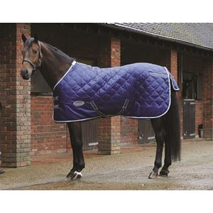 Weatherbeeta Wave Quilt 210D Stable Rug Standard Neck Heavy