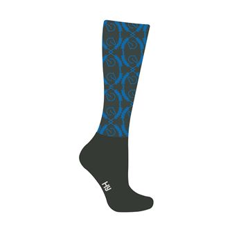 HyFASHION Pattern Riding Socks