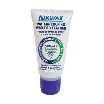 Nikwax Waterproofing Wax For Leather Cream 60ml
