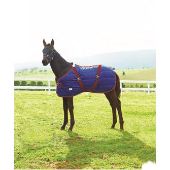 Weatherbeeta Channel Quilt 210d Foal Stable Rug