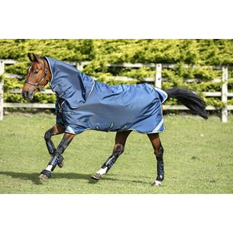 Horseware Rambo Tech Duo with Hood Bundle