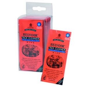Belvoir Tack Cleaner Step 1 Wipes (15 pack)