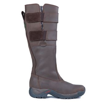 Tuffa Country Rider Sheepskin Lined Boots