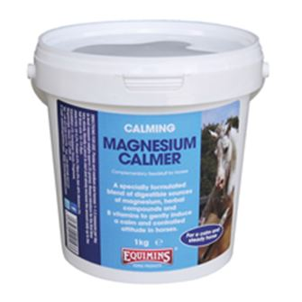 Equimins Magnesium Calmer Supplement 1 Kg