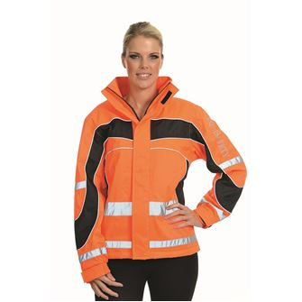 Equisafety Winter Aspey High Visibility Riding Jacket