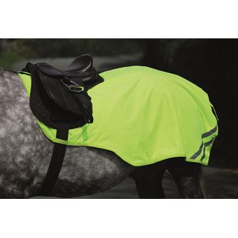 Shires Equi-Flector Mesh Exercise Sheet