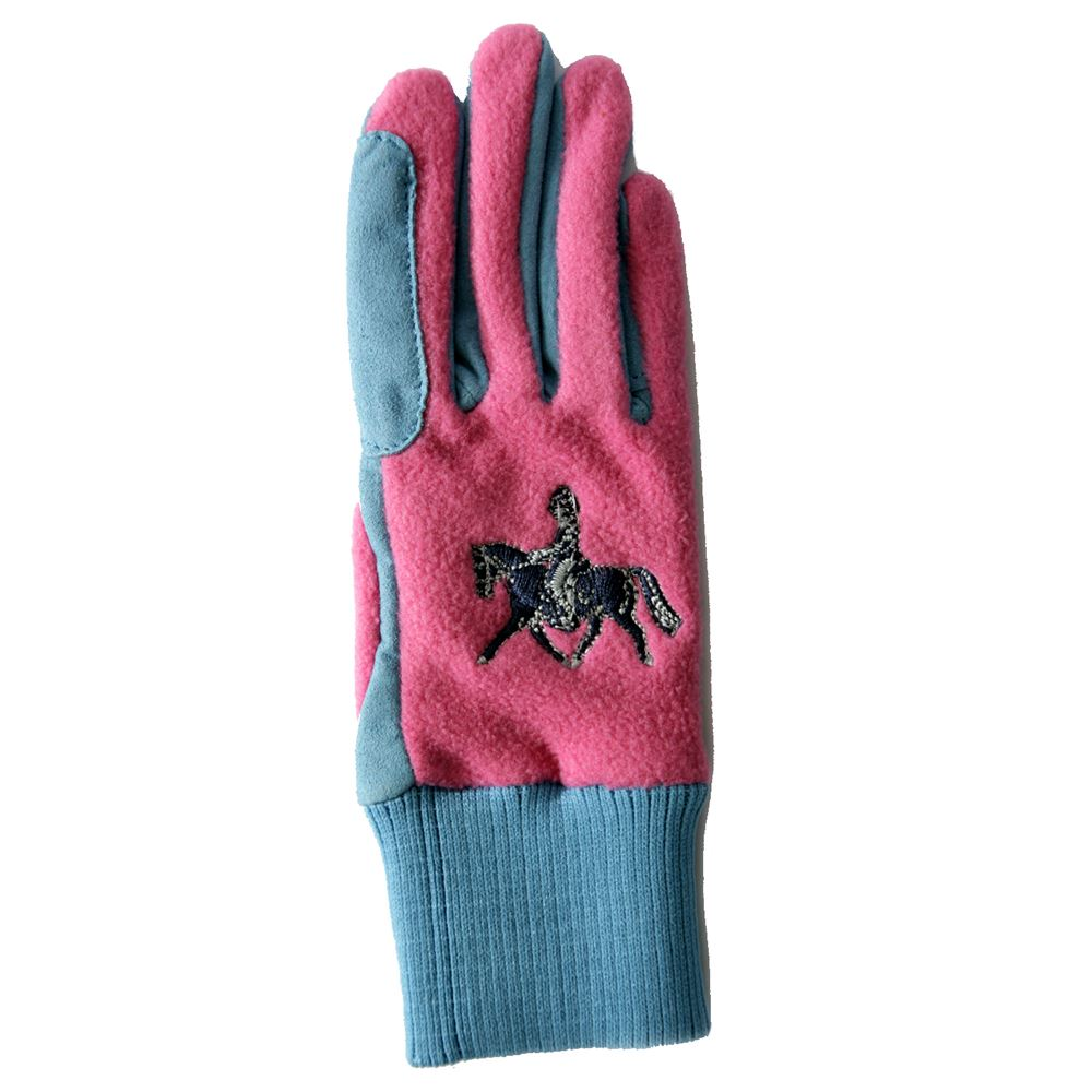 Tuffa Shetland Childs Riding Gloves