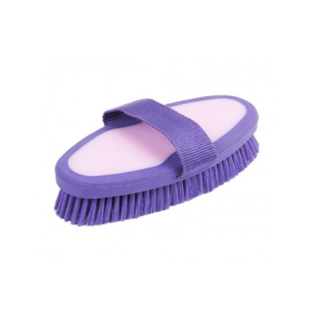 Roma Two Tone Sponge Brush