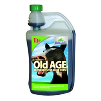 Global Herbs Old Age Supplement 1 Ltr