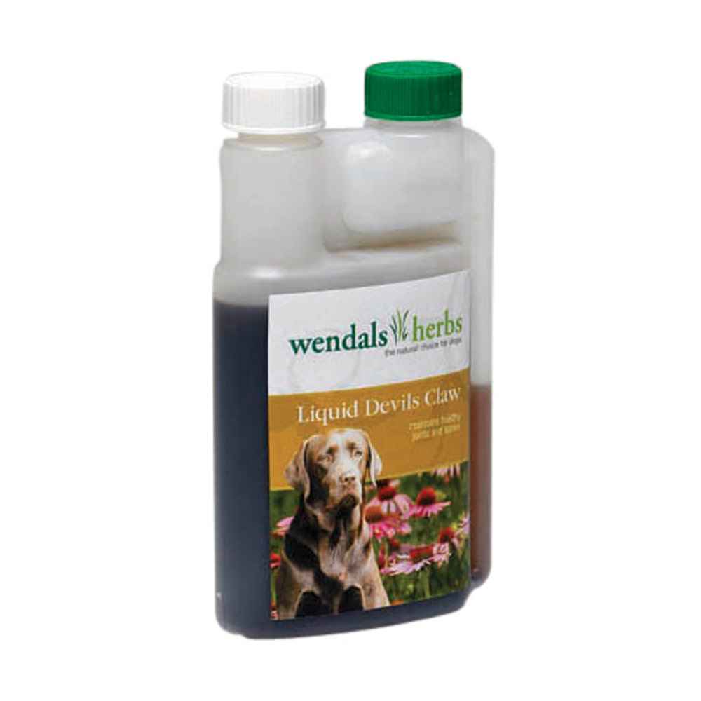 Wendals Dog Liquid Devil's Claw Root 250g