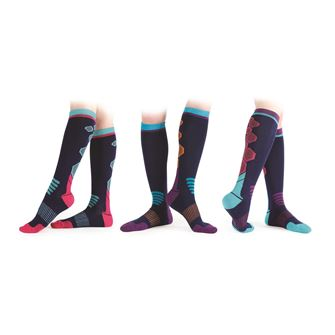 Shires Adults Technical Socks