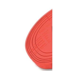 6mm Old Mac's/ Easyboot Trail Comfort Pads Firm (red)