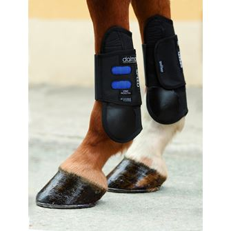 Dalmar Showjumping Open Front Tendon Boot Lite