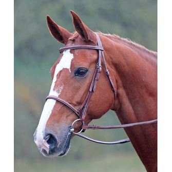 Shires Avignon Snaffle Bridle *Special Offer*