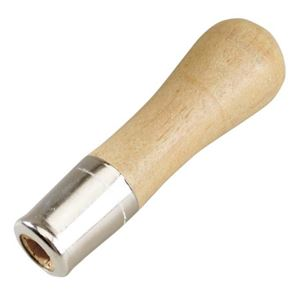 Wooden Handle for Tanged Rasp