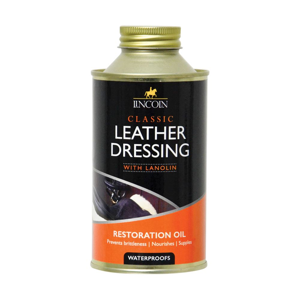 Lincoln Classic Leather Dressing