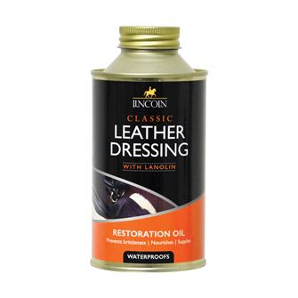 Lincoln Classic Leather Dressing (500ml)