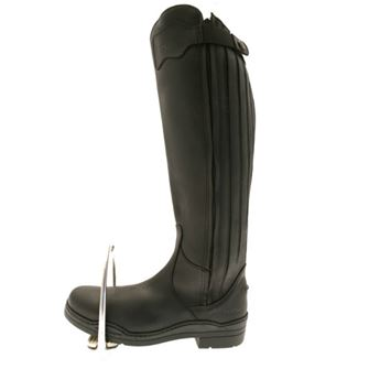Tuffa Norfolk Riding Boots Wide Calf (Sizes EU36 - EU38)