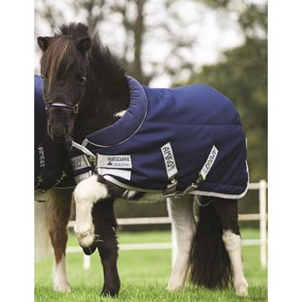 Horseware Amigo Petite Cosy Heavyweight Stable Rug 350g