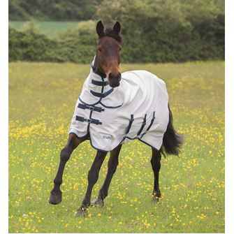 Shires Tempest Sweet-Itch Combo Fly Rug