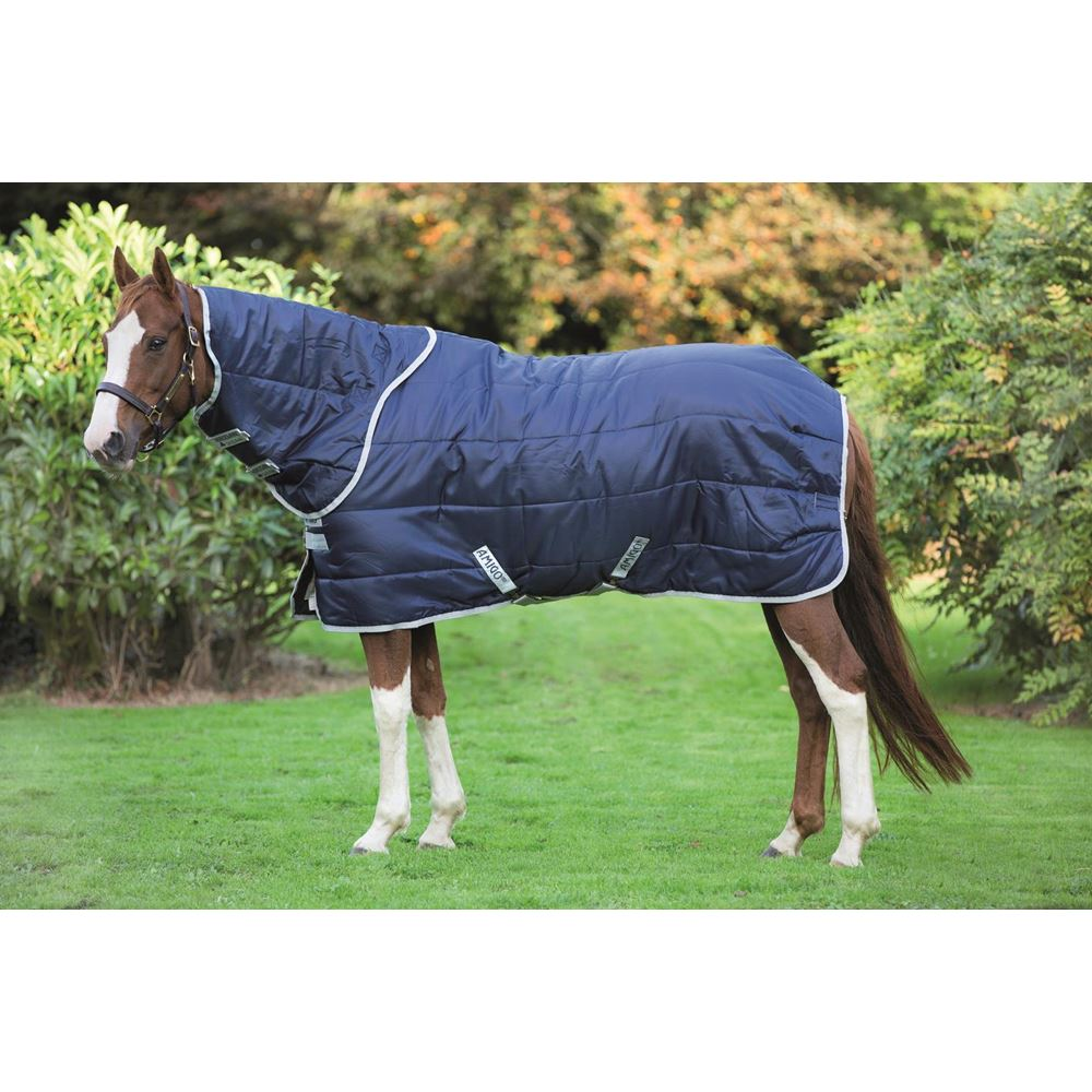 Horseware Amigo Insulator Plus Stable Rug Medium Inc Hood 200g