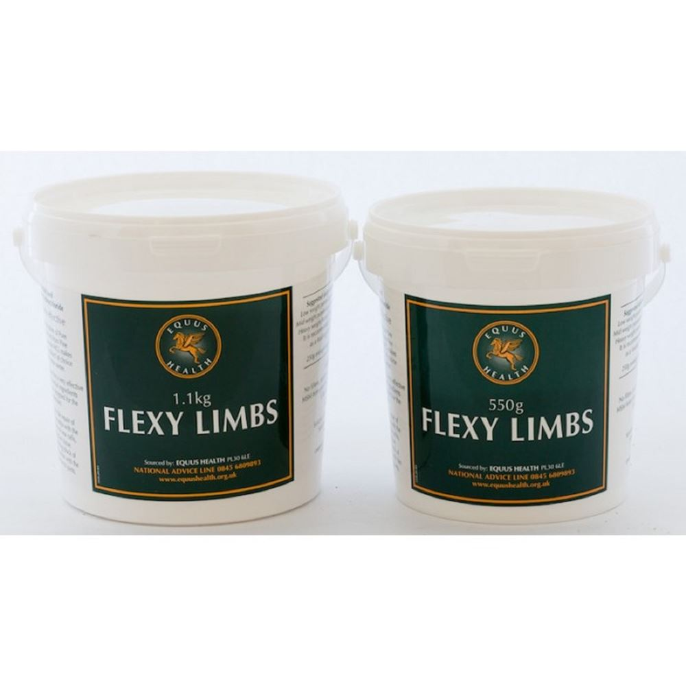 Equus Health Flexy Limbs 550g Tub