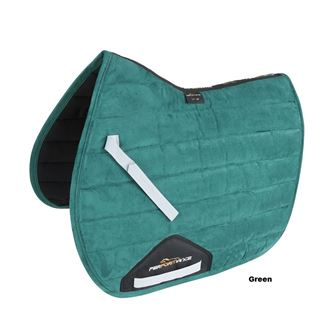 Shires Performance High Wither Suede Comfort Pad