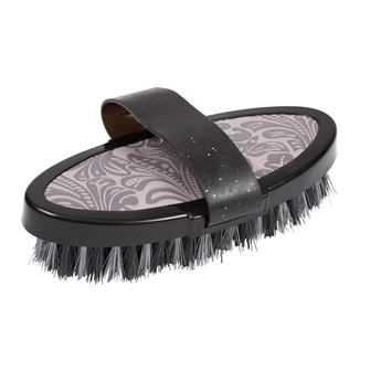 Roma Equileather Back Soft Touch Body Brush