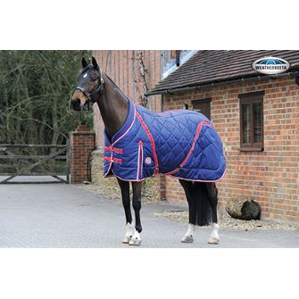 Weatherbeeta Diamond Quilt 420d Standard Neck Heavy Stable Rug 400g