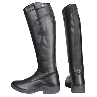 Horka Owen Ladies Synthetic Long Riding Boot