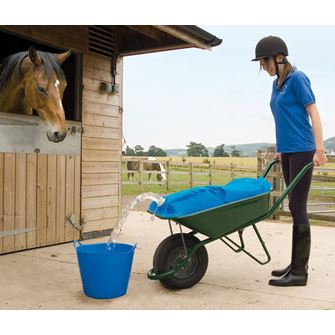 H2go Bag - The Wheelbarrow Water Carrier!