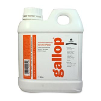 Gallop Conditioning Shampoo 1 Ltr