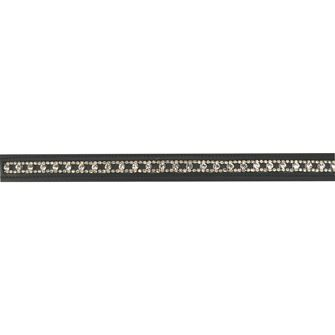 JHL Large Round Clear Diamante Browband