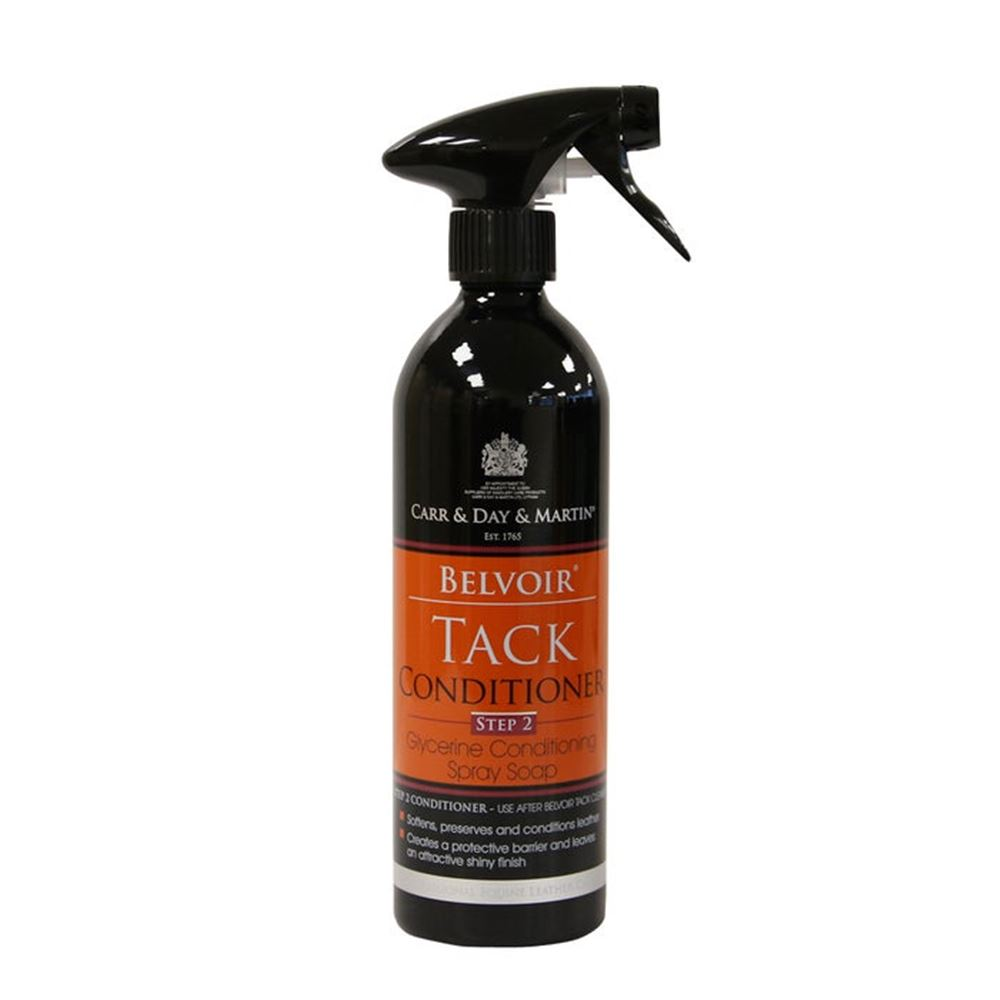 Belvoir 'Step 2' Tack Conditioning Spray