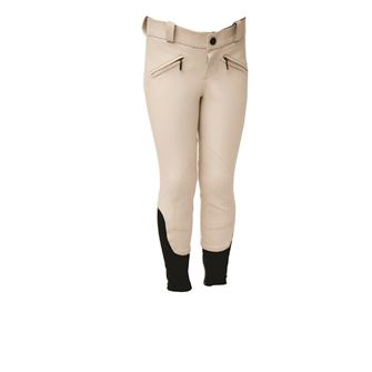 Horseware Kids Woven Competition Self Seat Breeches