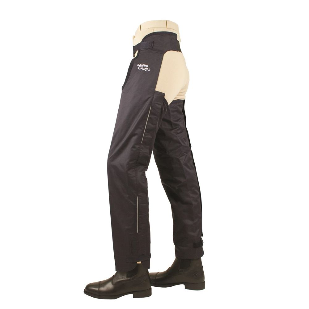 Horseware Full Leg Chaps Fleece Lined Adults
