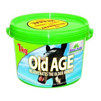 Global Herbs Old Age Supplement 1 kg