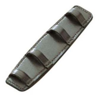 Kincade Leather Curb Chain Cover