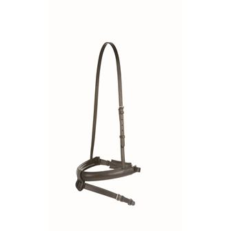 Kincade Padded Crank Flash Noseband