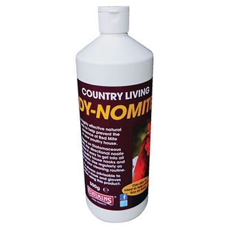 Equimins Country Living Dy-nomite (500gm)